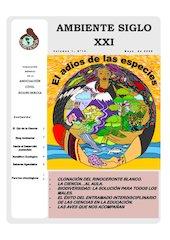 Documento PDF revista ambiente siglo xxi n 13 mayo 2008
