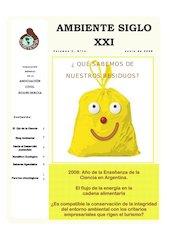 Documento PDF revista ambiente siglo xxi n 14