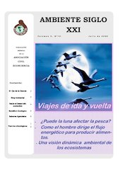 Documento PDF revista ambiente siglo xxi n 15 julio 2008