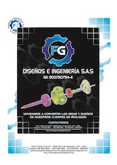 Documento PDF brochure fg dise os s a s version 10 0