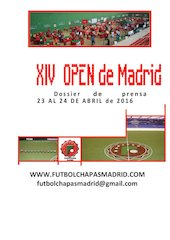 Documento PDF dossier open madrid 2016oficial