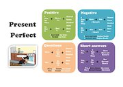 Documento PDF present perfect