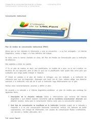 Documento PDF apunte n 9 plan de medios cic 2016