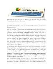 Documento PDF comunicaci n institucional y comunicaci n barrial