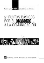 Documento PDF apunte n 5 21 por el derecho a la comunicaci n