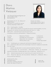 Documento PDF cv diana mtz vela zquez