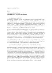 Documento PDF documento final del encuentro naiconal de procesos nacionales d ereparacion colectiva