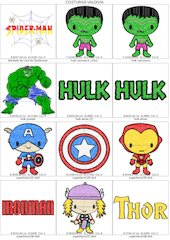 Documento PDF catalogosuperheroes
