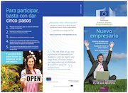 Documento PDF folleto emprendedores