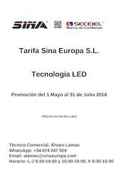 Documento PDF lvaro lamas sina europa ofertas bombillas y tubos