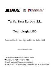 Documento PDF lvaro lamas sina europa ofertas paneles y plafones