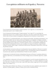 Documento PDF las quintas militares en espana y navarra