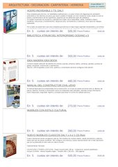 Documento PDF catalogo de ofertas