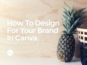 Documento PDF how to design for your brand 1