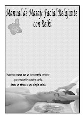 Documento PDF manual de masaje facial relajante con reiki 3 edici n