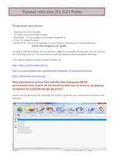 Documento PDF tutorial veh culos 3d igo primo