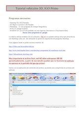 Documento PDF tutorial veh culos 3d igo primo