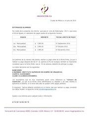 Documento PDF carta diplomados ciclo 2017 1 pagos