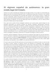 Documento PDF el regimen de aut nomos la gran estafa espanola
