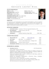 Documento PDF cv gdiez