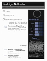 Documento PDF cv rodrigo gallardo
