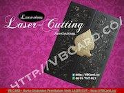 Documento PDF kartu undangan pernikahan unik elegan laser cutting jakarta vb card 1
