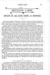 Documento PDF secci n libre el or gen de las ideas sobre la divinidad