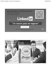Documento PDF taller linkedin vivero carabanchel