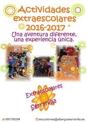 Documento PDF actividades extraescolares 2016 2017