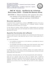Documento PDF informe 05 balotaje 2015 07 17