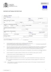 Documento PDF fol 6 el contrato de trabajo 2015