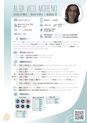 Documento PDF cv alba vico