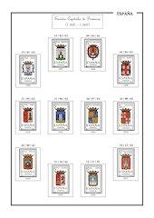 Documento PDF serie escudos provinciales