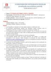 Documento PDF concursofotografiasdonbosco17bases