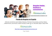 Documento PDF catalogo regalos
