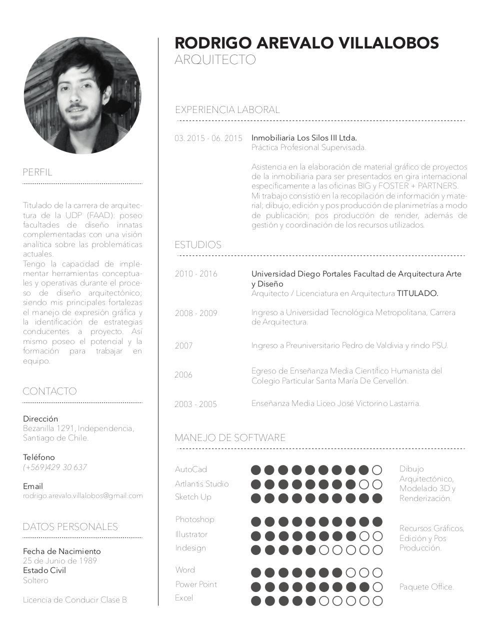 CURRICULUM VITAE - Caja PDF