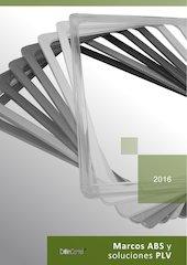 Documento PDF catalogo marcos abs y soluciones plv 2016