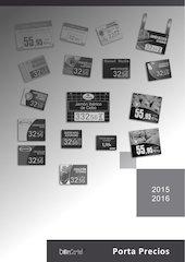 Documento PDF catalogo portaprecios