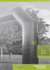 Documento PDF catalogo publicidad exterior 2016