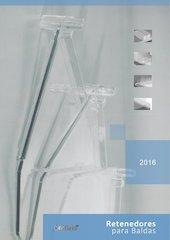 Documento PDF catalogo retenedores de balda 2016