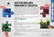 Documento PDF formakuntza eskaintza