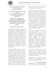 Documento PDF ord de rfor parcial a la ord sobre disposici n final de los reciduos y desechos s lidos