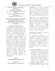 Documento PDF ord sobre act economicas de industria comercio servicio o de ndole similar