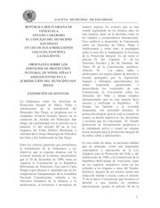 Documento PDF ordenanza de ni os ni as y adolescentes san diego