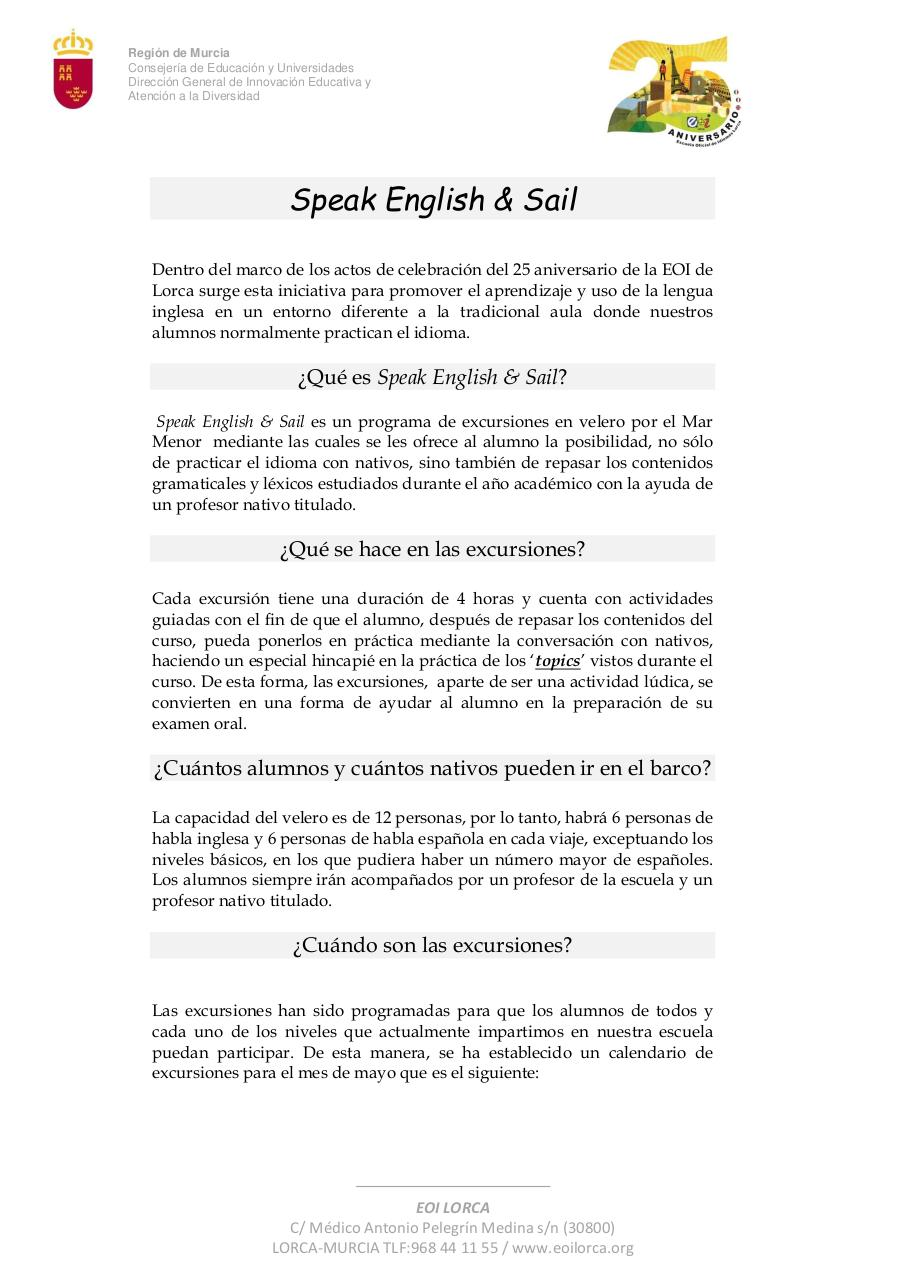 PROGRAMA SPEAK ENGLISH & SAIL - INFO DETALLADA.pdf - página 1/3