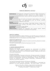 Documento PDF derecho ambiental judicial programa