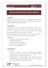 Documento PDF guia vias centrales gregorio marac3b1on