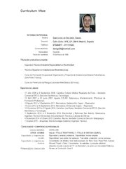 Documento PDF curriculum vitae daniel garc a de los dolores