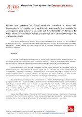 Documento PDF 2017 mayo 25 moci n petici n comisi n investigaci n en torrej n