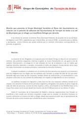 Documento PDF 2017 mayo 25 moci n refugiados